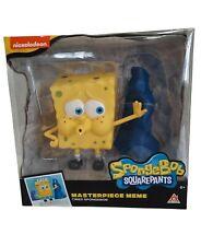 SpongeBob SquarePants Masterpiece Memes Collection, Tired SpongeBob Figure