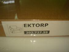 + New Original IKEA Cover for Ektorp armchair in Stenasa White