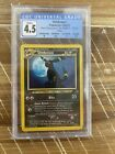 CGC 4.5 1st Edition Neo Discovery Umbreon 13/75