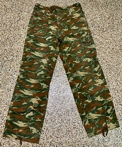Koevoet - CAMO LONG PANTS