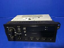 Plymouth Chrysler Jeep Dodge STEREO AM/FM RADIO Player - Model P04858528