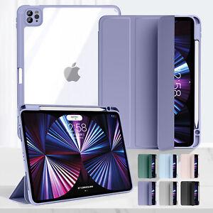 For iPad 9th 8th 7th/6th 5th/ Air 4/ Pro 11/ Pro 12.9/ Mini 6th Smart Case Cover