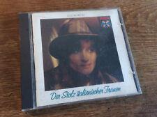 Ulla Meinecke - Der Stolz Italienischer Frauen [CD Album] 1985