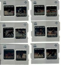 1997-98 McDonalds Game Film Pick your singles lot $5.50 each - combined shipping
