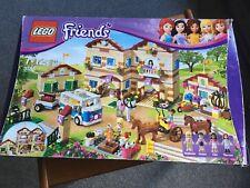 LEGO Friends 3185: Summer Riding Camp. avec boîte et instructions