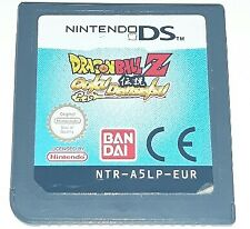 DRAGON BALL Z GOKU TV - Nintendo DS Gioco Game Bambini 3DS Lite Femmine Maschi