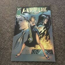 TOP COW. WITCHBLADE COMIC. J.D. SMITH. AUG 33, 1999