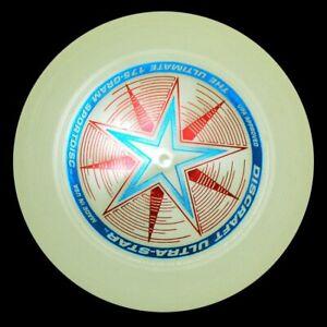 Flying Disc Discraft Ultrastar Frisbee - Glow in the Dark