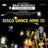 """BASI MUSICALI """"DISCO DANCE ANNI 70"""" VOL.22 (2CD)"""