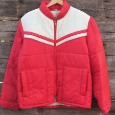 Vintage Ski Snow Board Jacket Parka Coat Mens Large 1980's