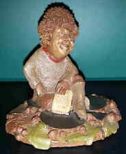 Tom Clark Gnome Thomas Collectible Figurine #75 King of Clubs 1984