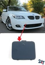 NEW BMW E60 M SPORT FRONT BUMPER TOW HOOK EYE COVER CAP COVER 2003-2009