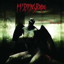 My Dying Bride Songs of Darkness Words of Light 2014 UK 180g Vinyl 2-lp