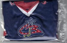 2006-07 Upper Deck Mini Jersey Hockey Rick Nash Columbus Blue Jackets