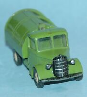 DINKY Meccano England 1960 BEDFORD REFUSE WAGON Garbage Truck 252 LIME GREEN