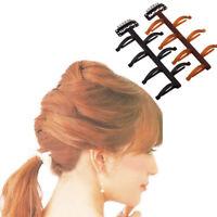 Fashion Hairdressing Braiding Tool Magic Twist Plait Braid Clip Bun Maker Roller