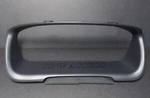 Genuine Honda Instrument Cluster Speedometer Trim Cover Panel Bezel 98-02 Accord