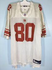 Vintage New York Giants Jeremy Shock reebok On Field Player jersey Shirt XXL