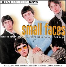 The Small Faces - The Very Essential Best Greatest Hits 60's MOD RARE 2000 CD
