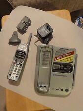 Panasonic KX-TG2227 2.4 GHz Single Line Cordless Phone