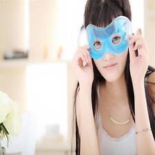 Gel Ice Hot Heat Eye Shield Relieve Eye Fatigue Remove Dark Circles Eye Mask DE