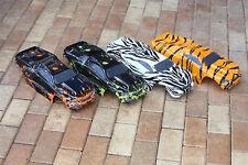 Set of 4 Bodies for Traxxas E-Revo Car Truck 1/10 TRA 5611X Body Shell Cover