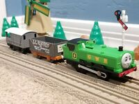 """TOMY Trackmaster Thomas & Friends """"DUCK"""" 2006 Toad SC Ruffey WORKING Motorized"""