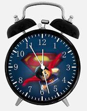"Lego Batman Alarm Desk Clock 3.75"" Home or Office Decor E27 Nice For Gift"