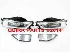 2012-2015 VW Volkswagen Passat NAR Fog Lamp Lights & Trim GENUINE OEM BRAND NEW
