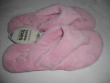 Ladies Peter Alexander  Classic Towelling Thongs  slippers  Size S (5-6)