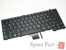 Originale Dell Latitude E7240 E7400 TEDESCO Tastiera retroilluminato DE 0896ng