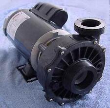 """Waterway Hi-Flo 3420610‑10 2 hp. 2 Speed 2"""" Spa Pump 115V New"""