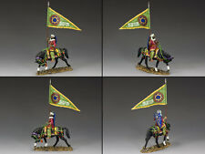 KING AND COUNTRY Crusades Saracen Flagbearer MK115