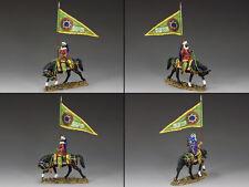KING And Country CROCIATE SARACEN flagbearer mk115