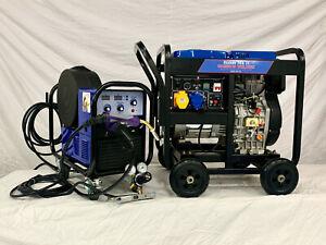 MIG Welder Generator - £2600 + VAT
