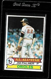1979 Topps Jim Palmer #340 NM-MT or Better