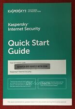 Kaspersky Internet Security 2019 with Anti-Virus, 3 PC (Exp. Date: 5/29/2021)
