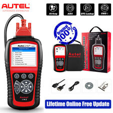 Autel AL619 OBD2 CAN ABS SRS Airbag Code Reader Scanner Auto Car Diagnostic Tool