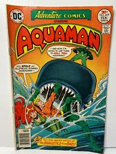 Adventure Comics Aquaman #449 1977 Comics No Graded