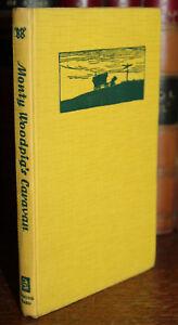 1957 Monty Woodpig's Caravan BB Denys Watkins Pitchford 1st Edition Dust Jacket