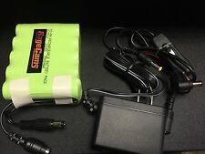 4hr NI-MH RECHARGEABLE PORTABLE BATTERY PACK FOR BOSE WAVE ACOUSTIC II SPEAKER