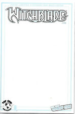 Witchblade #16-D Image New York Comicon Blank Cover variant limited exclusive VF