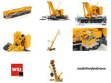 """WSI  LTM 1500-8.1 CRANE """"LIEBHERR"""""""