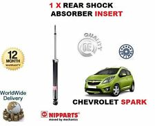 FOR CHEVROLET SPARK 1.0 1.2 2010-12 NEW 1X REAR SHOCK ABSORBER INSERT LEFT/RIGHT