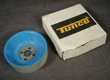 New listing Vintage Tunco Industrial Grinding Drum Wheel 18026 Di Carb Heavy Steel 8 Inch