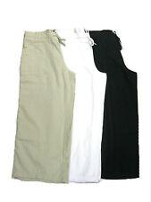 Damen-Caprihosen Damenhosen aus Viskose