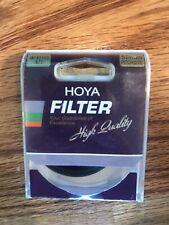 Hoya R-72 52mm IR72 Infrared R2 Filter - PItch 0.75 58mm (Y1IR72052)