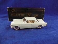Brooklin Models BRK32 1953 Studebaker Commander Starliner Coupe Light Green