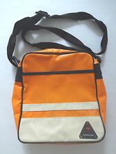 Umhängetasche kangaroos messenger bag *orange* Unitasche Schultertasche Crossbag