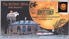 2016,16-379, The Old Post Office, Anoka MN, Halloween Capital, Ghost